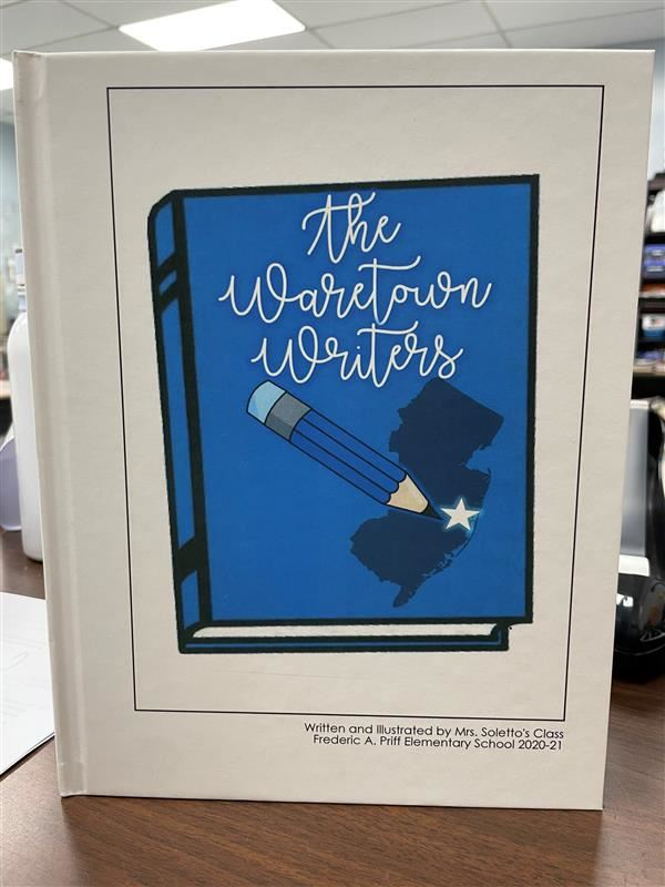 Mrs. Soletto's Class Happening – The Waretown Writers